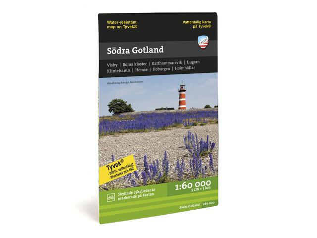 Calazo Terrängkartor: Södra Gotland 1:60 000